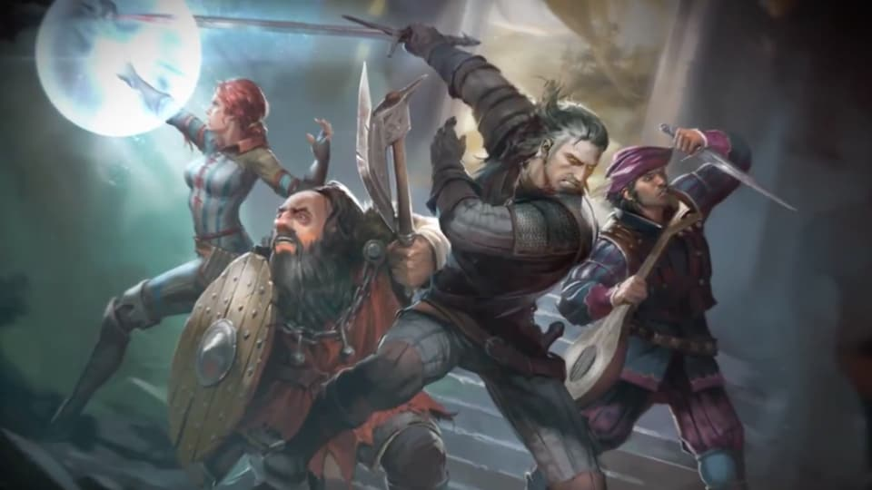 Un video tutorial mostra The Witcher: Adventure Game (video)