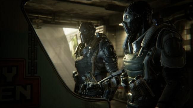 Unreal Engine 4 sample