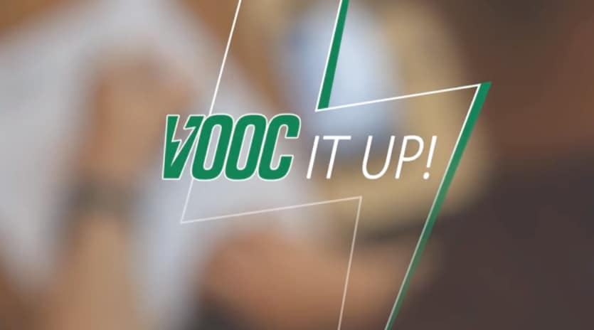 VOOC It Up!