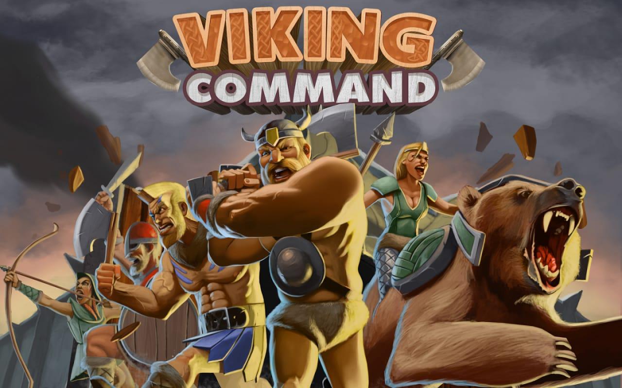 I vichinghi di Sidebolt invadono il Play Store con Viking Command (foto e video)