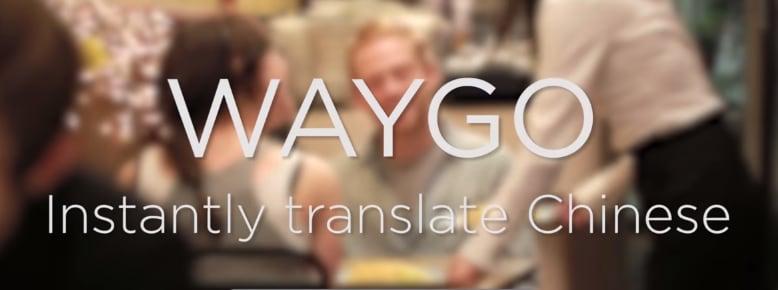 Tradurre cinese e giapponese con Waygo (foto e video)