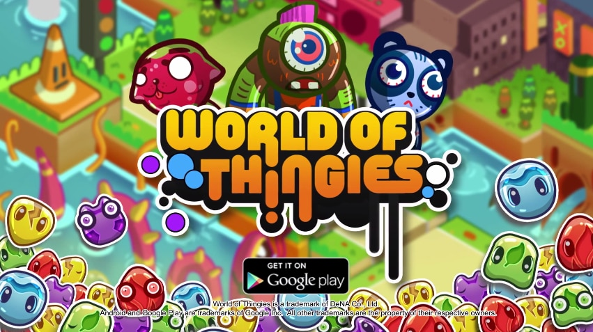 World of Thingies Header