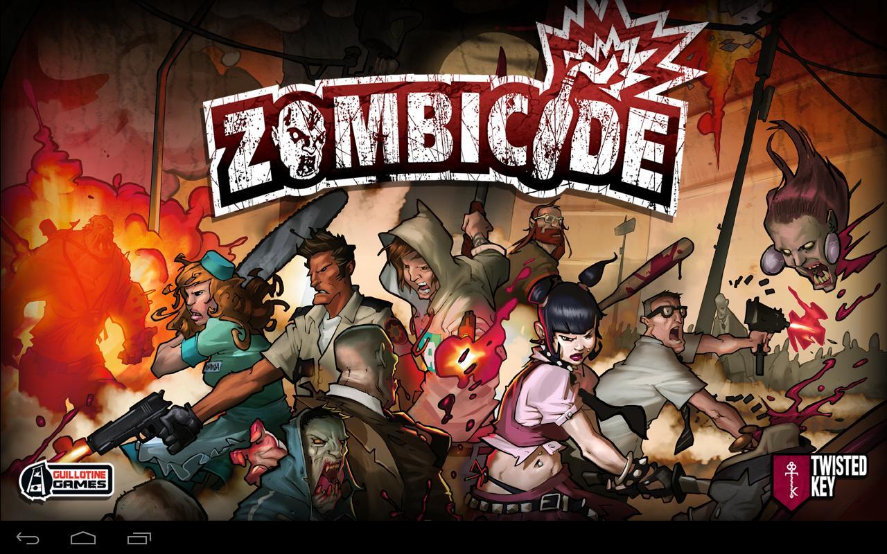 Zombicide, companion app per gioco da tavolo (foto)