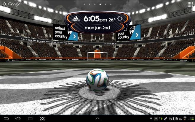 adidas FIFA LWP