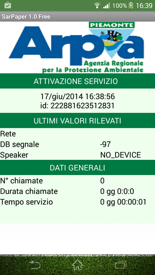 Dal Piemonte un'app che fornisce informazioni sulle radiazioni emesse del nostro Android