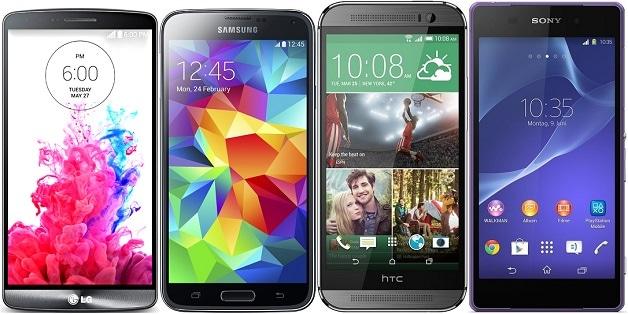 Fotocamere a confronto: LG G3, Samsung Galaxy S5, Sony Xperia Z2 e HTC One (M8) (foto)