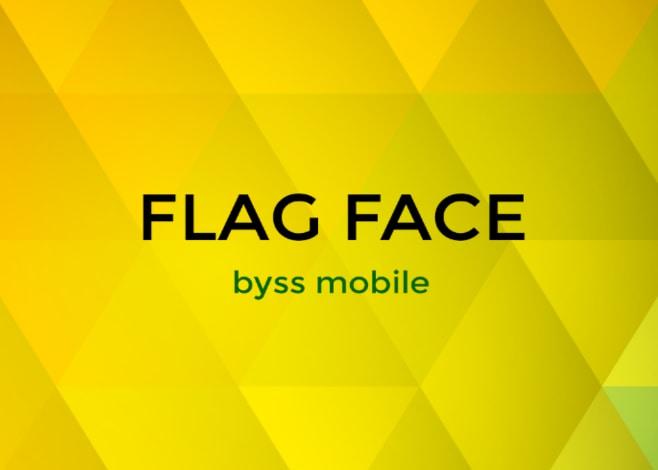 flag face_applicazione_foto mondiali
