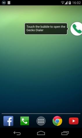 gecko dialer - 1