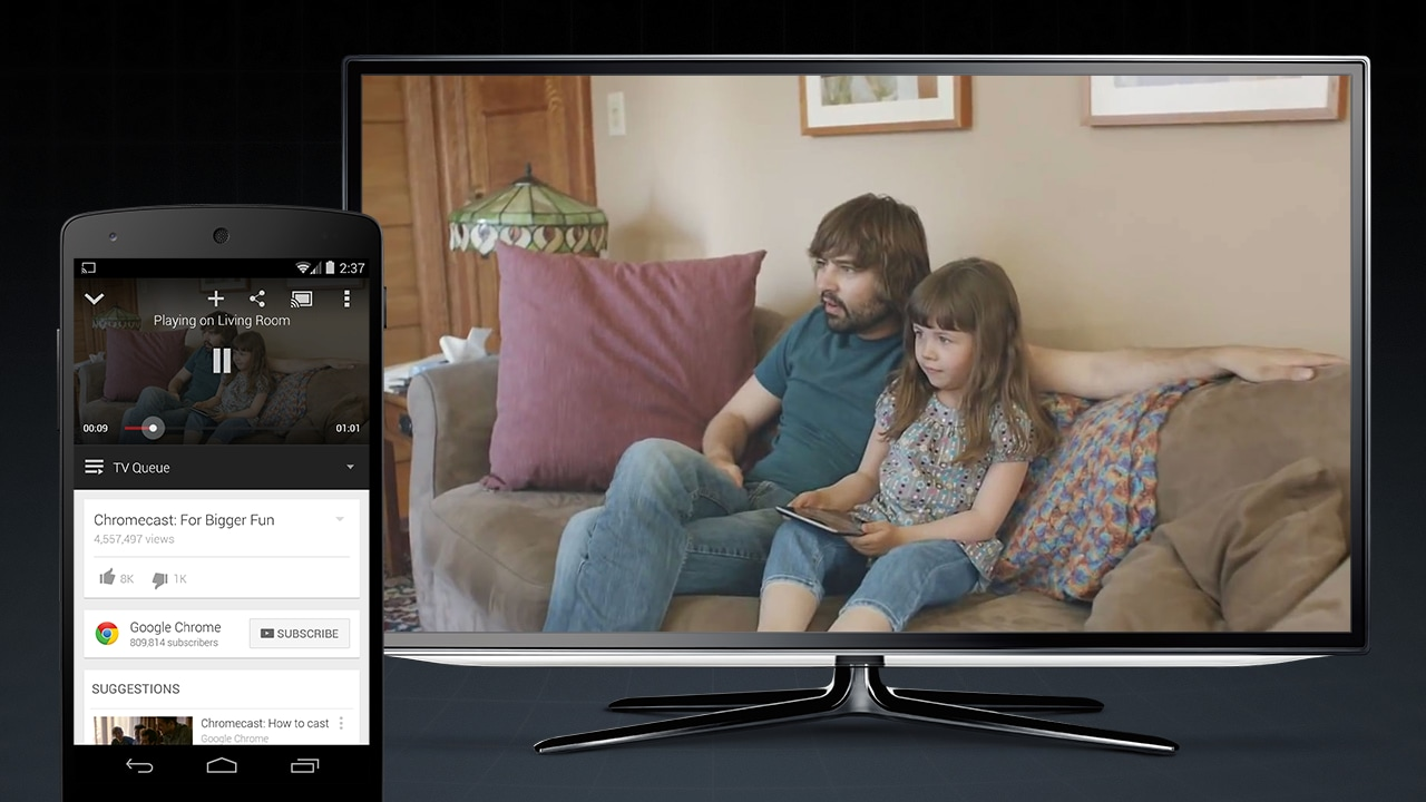 Android TV Remote Control: già disponibile l'app per Android (foto)