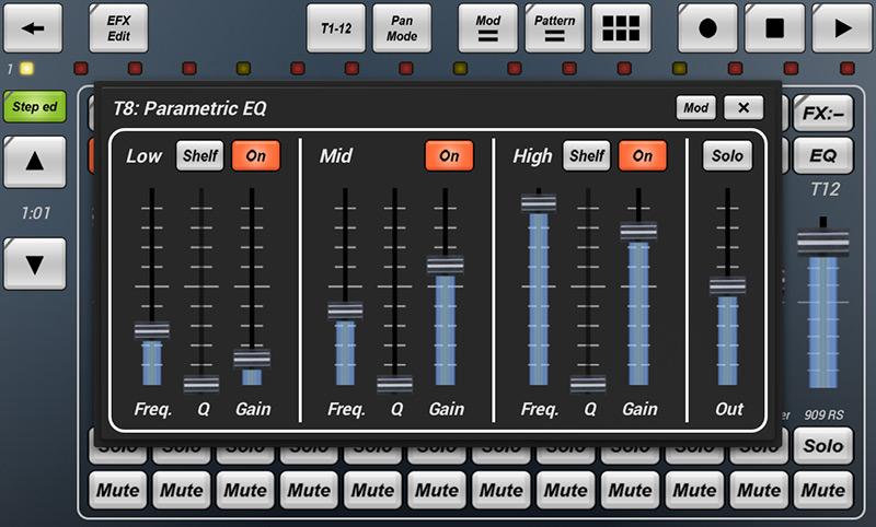 [Soundroid] Planet-H aggiorna G-Stomper Studio per Android