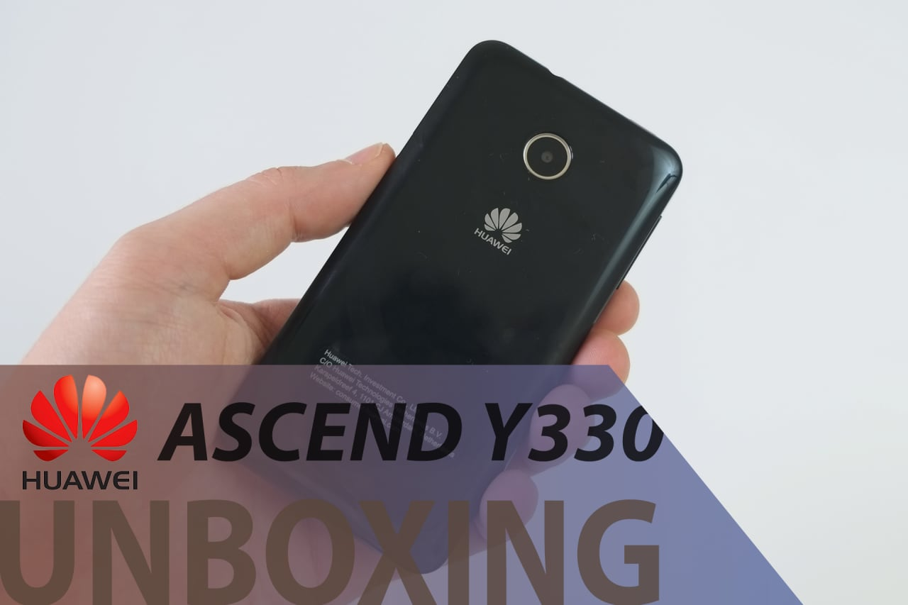 huawei_ascend_y330_unboxing