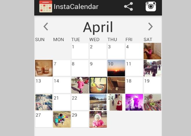 instacalendar_applicazione_calendario instagram