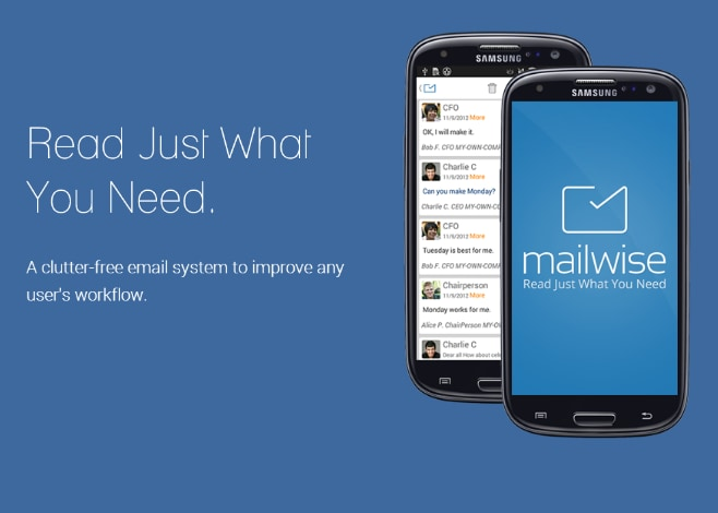 Mailwise: un client che raggruppa le nostre mail (foto)