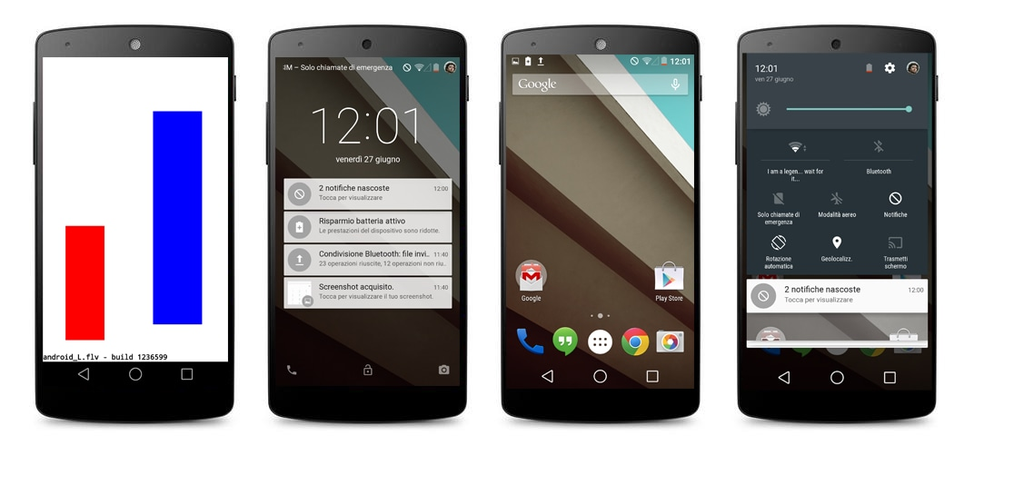 Android L finale