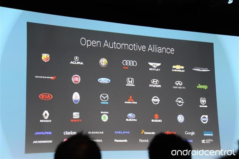 android auto partner