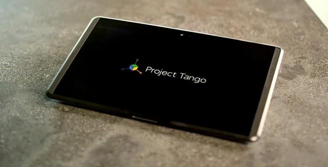 Project Tango potrebbe essere il futuro della navigazione nei luoghi chiusi (video)