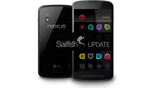 sailfish nexus4