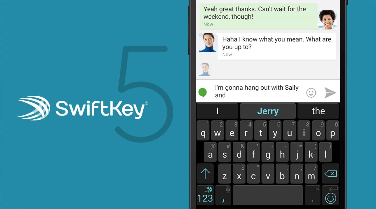 In arrivo un major update di SwiftKey incentrato sulle performance
