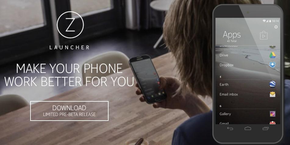 Nokia aggiorna Z Launcher, ma rimane ancora in beta privata