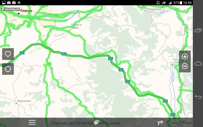 Michelin Navigation
