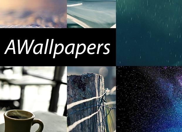 AWallpapers: 38 sfondi artistici di qualità per smartphone e tablet