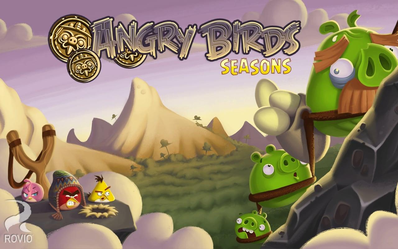 Angry Birds Season Update Hamerica