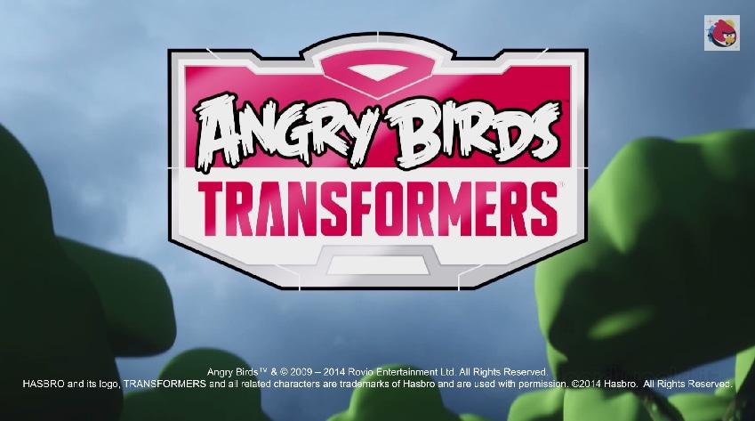 Angry Birds Transformers e Angry Birds Stella: i trailer ufficiali del Comic-Con (video)