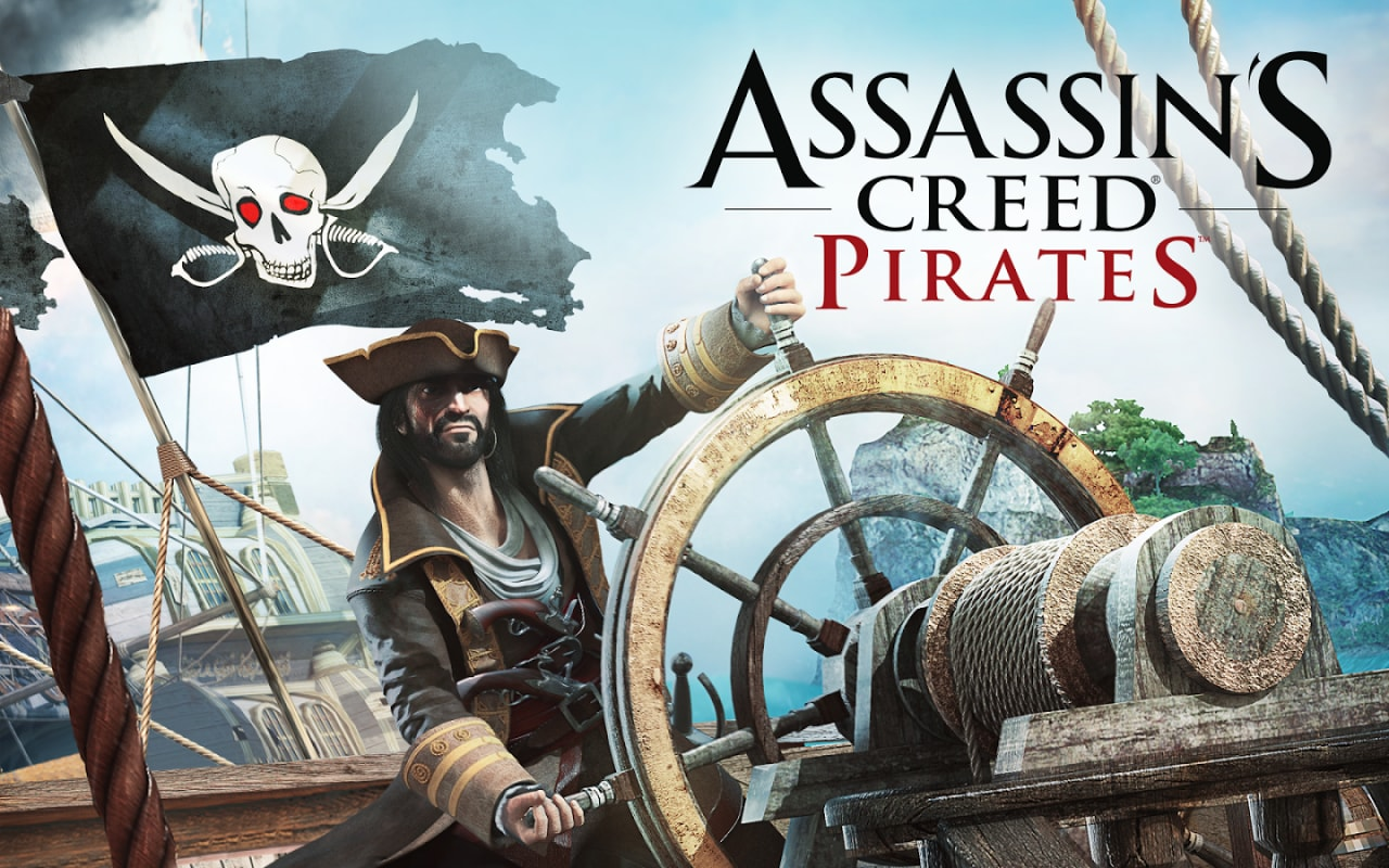 Assassin's Creed Pirates Sconto