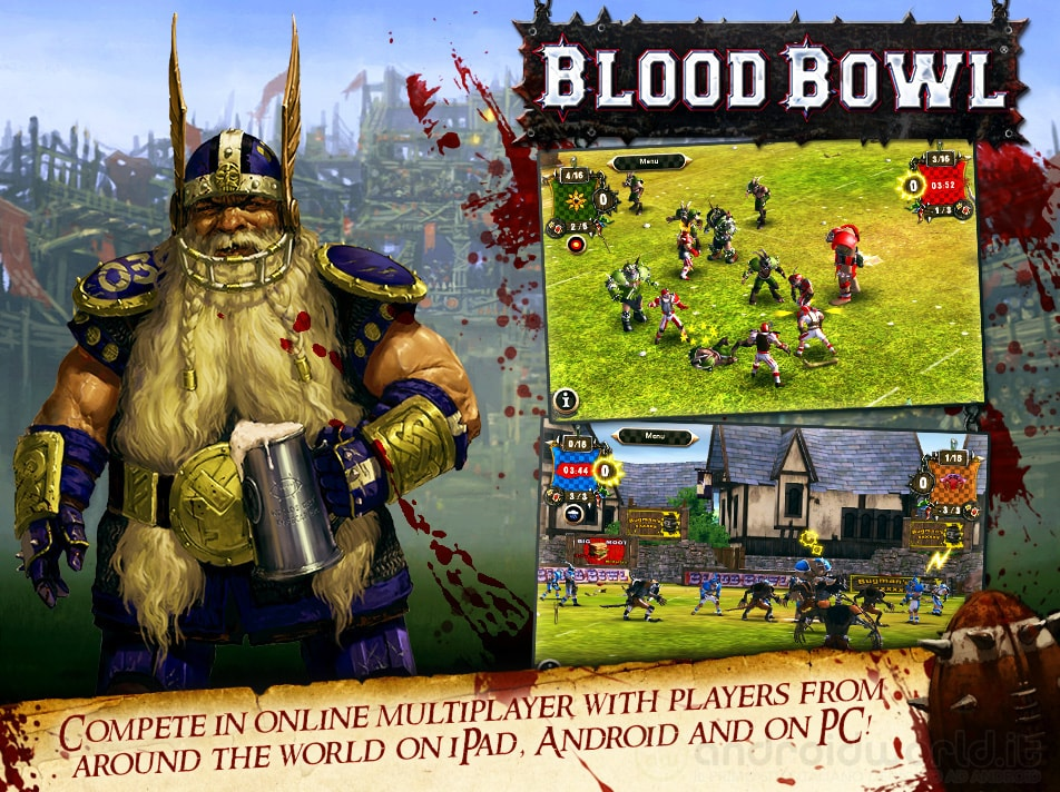 Blood Bowl Android (5)