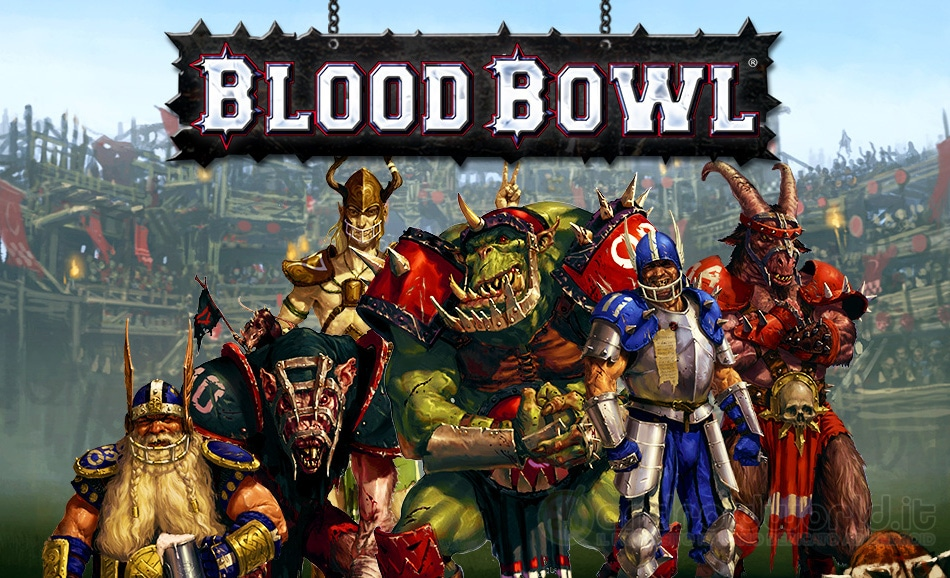 Blood Bowl Android Header