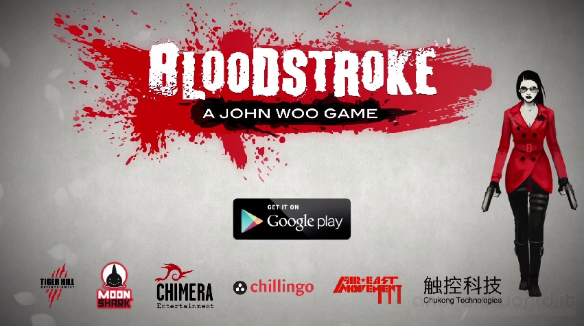 Bloodstroke Android Header