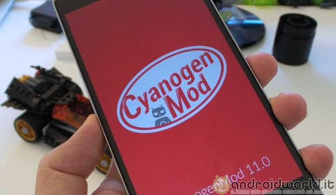 CyanogenMod 11S OnePlus One final
