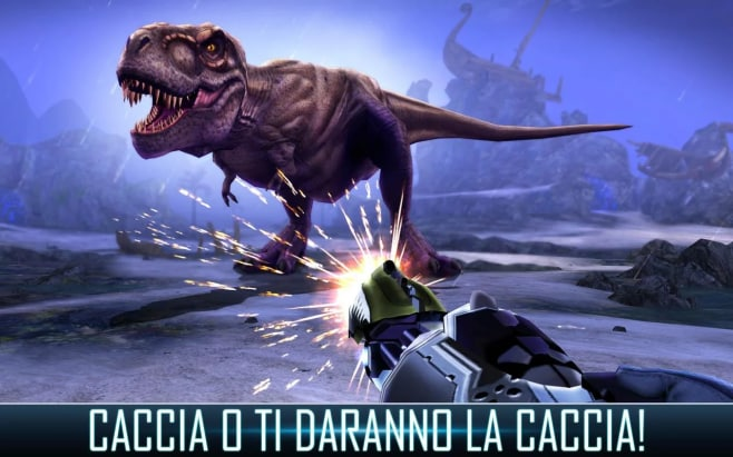 DINO HUNTER DEADLY SHORES Android (2)