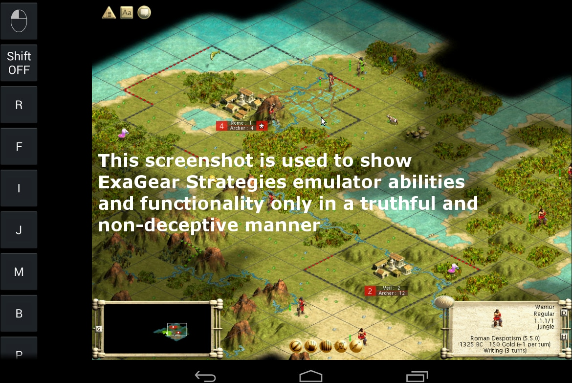 ExaGear Strategies Android (2)