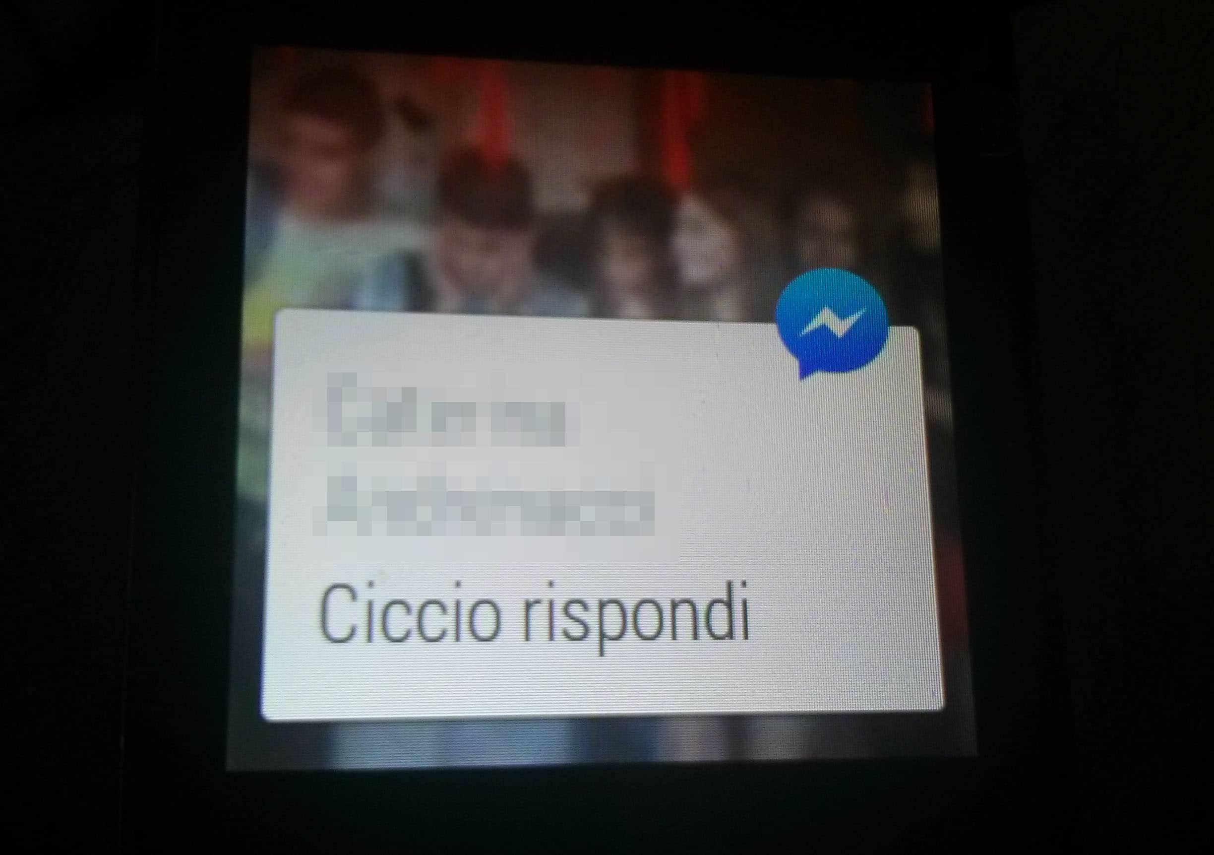 Facebook Messenger Beta Supporta Android Wear Foto