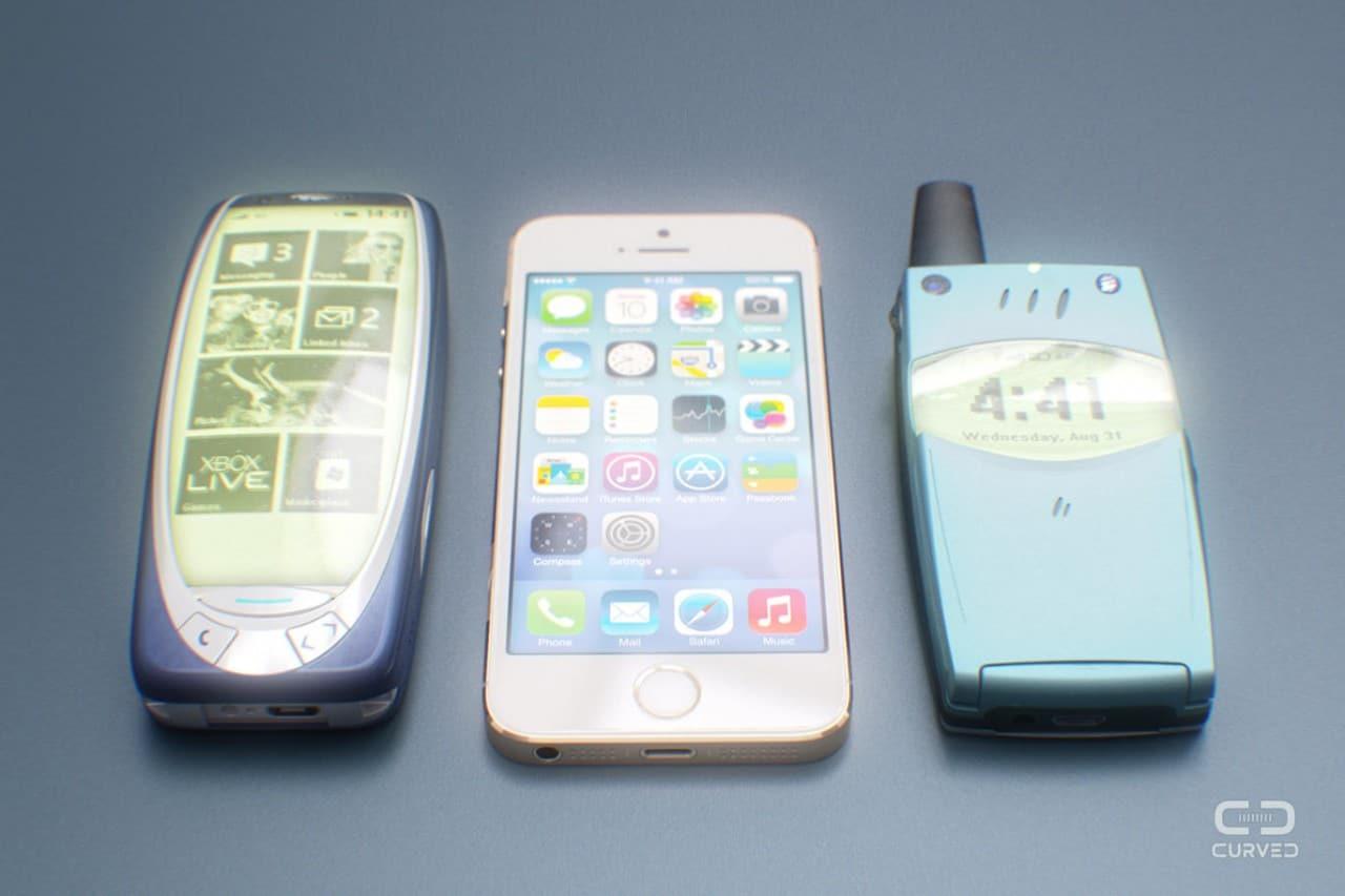 Feature phone moderni 1