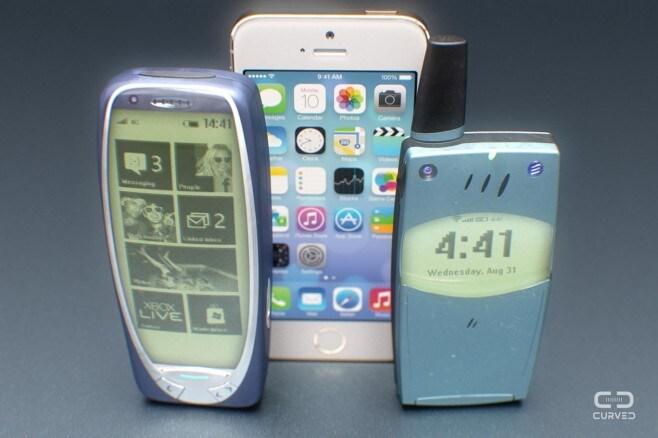 Feature phone moderni