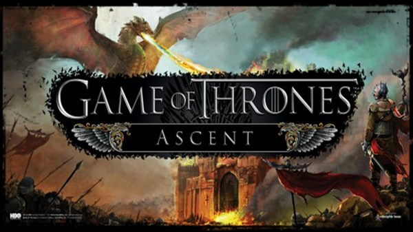 Game of Thrones Ascent Title