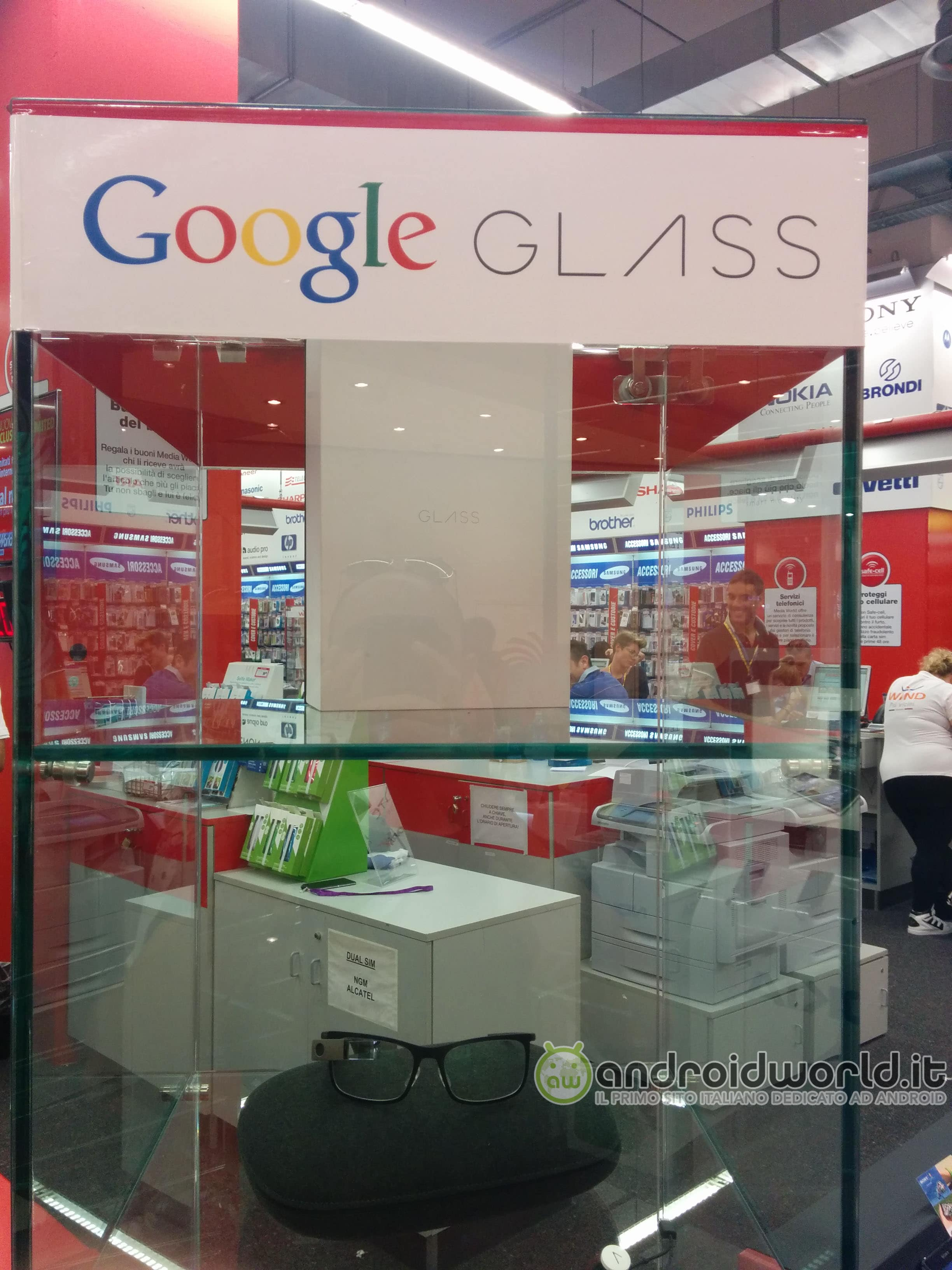 Google Glass MediaWorld