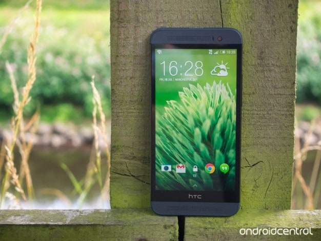 HTC One E8 hands on 1