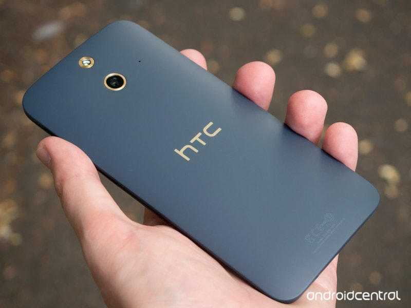 HTC One E8 hands on