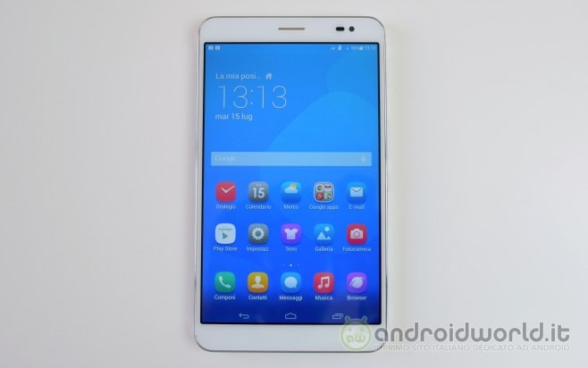 Huawei Mediapad X1 1