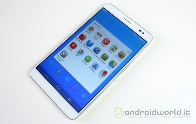 Huawei Mediapad X1 2