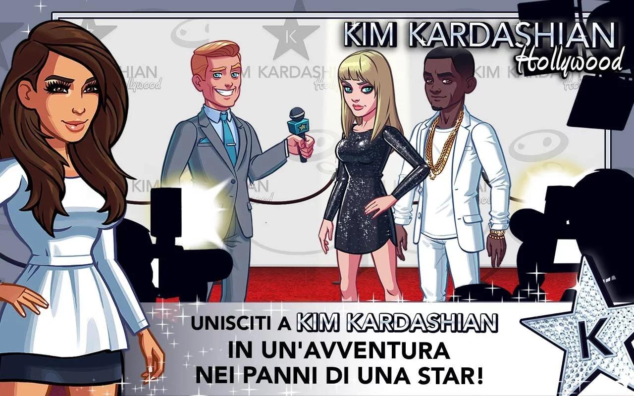 Kim Kardashian Hollywood potrebbe far guadagnare a Glu 200 milioni di dollari dagli in-app