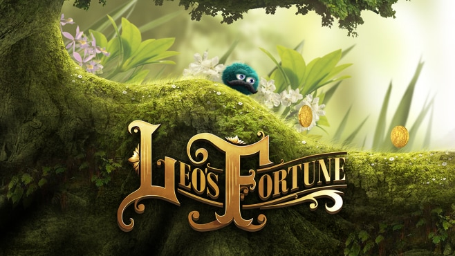 Leo's Fortune Android Header