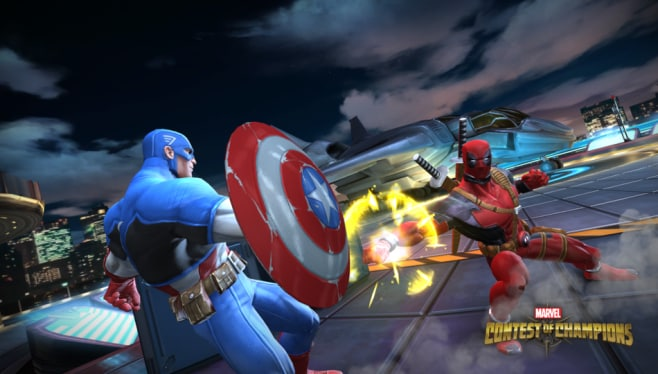 Marvel Contest of Champions Android (3)