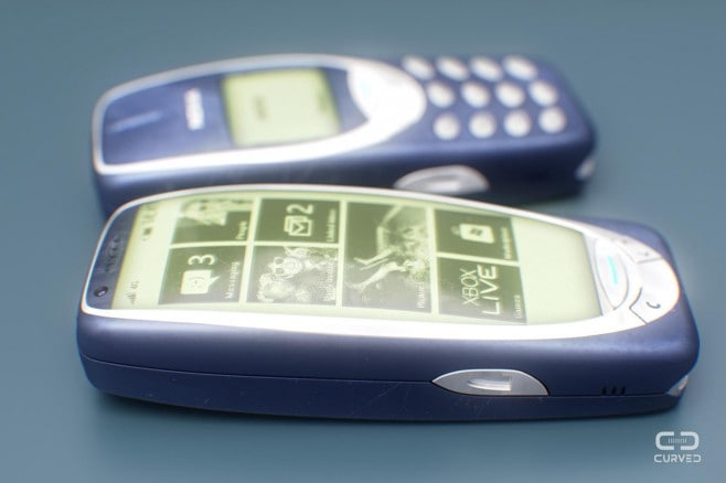 Nokia 3310 modern 1
