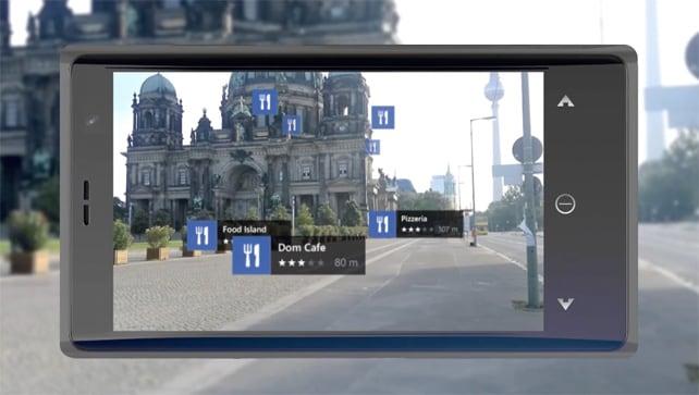 Nokia rilascia un'API per la realtà aumentata su Android