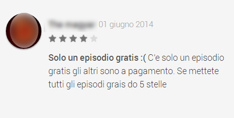 Play Store Walking Dead