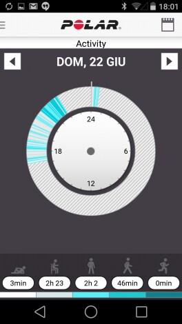 Polar Loop App